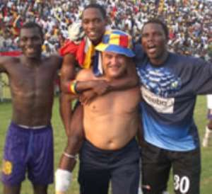 HEARTS PREPARE FOR VICTORY RALLY